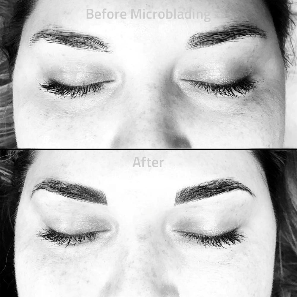 Microblading for Eyebrows - GR Lash Lounge, Grand Rapids MI