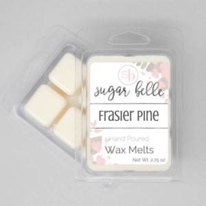 Frasier Pine Wax Melt by Sugar Belle - GRLash.com