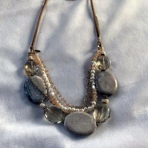 Natural Stones Necklace - GRLash.com
