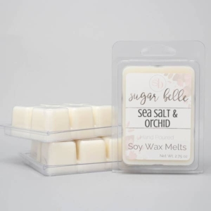 Sea Salt Orchid Wax Melt by Sugar Belle - GRLash.com