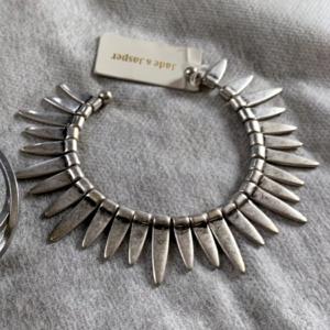 Silver Burst Bracelet - GRLash.com