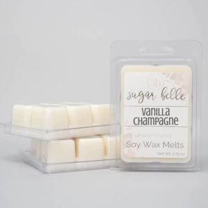 Vanilla Champagne Wax Melt by Sugar Belle - GRLash.com