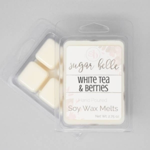 White Tea Berries Wax Melt by Sugar Belle - GRLash.com